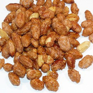Butter Toffee Peanuts 8 oz