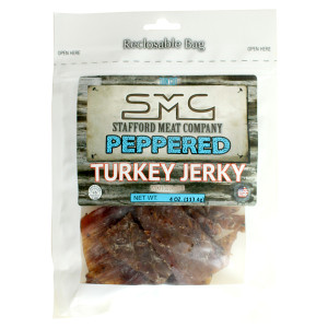 Stafford Meat Co Peppered Turkey 4 oz
