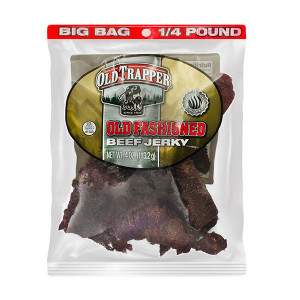 Old Trapper Old Fashioned Beef Jerky 4 oz