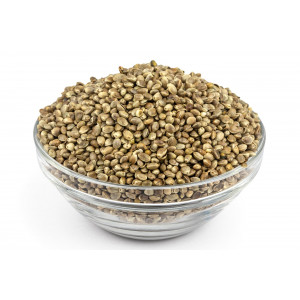 Salted Honey Hemp Seeds 4 oz