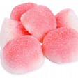Li Hing Gummi Strawberry Puffs 8 oz