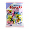 Kasugai Plum Flavored Milk Flowers Kiss Candy 4.54 oz