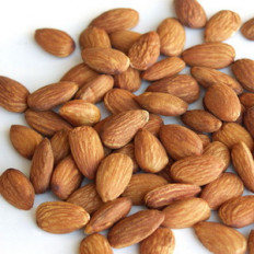 Roasted & Salted Almonds 16 oz