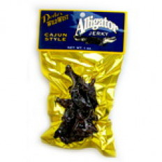 Dale's Wild West Alligator Jerky 1 oz