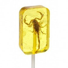 Hotlix Scorpion Lollipop Banana