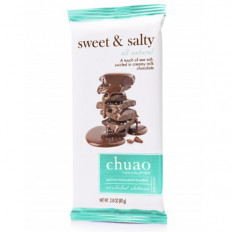 Chuao Sweet & Salty Chocolate Bar 2.8oz
