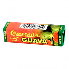 C Howard's Guava Candy 0.875 oz
