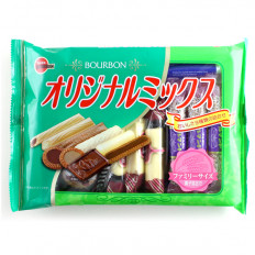 Assorted Japanese Wafer Cookies 5.89 oz
