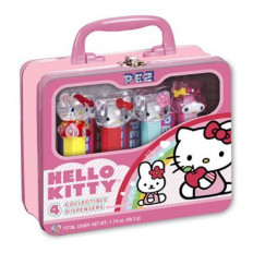 Hello Kitty Pez Limited Edition Tin 1.74 oz