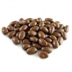 Belgian Milk Chocolate Almonds 8 oz