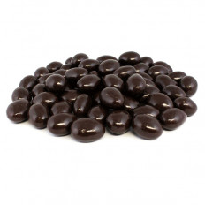 Belgian Dark Chocolate Almonds 8 oz