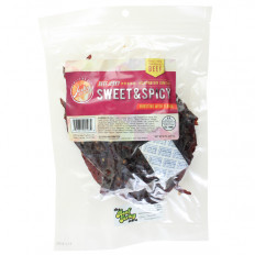 California Jerky Factory Sweet & Spicy Beef Jerky 8 oz