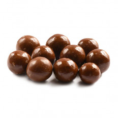 Belgian Chocolate Malt Balls 16 oz
