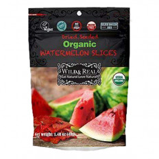Dried Organic Watermelon Slices 1.4 oz