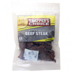 Trapper's Choice Teriyaki Kippered Beef Steak 8 oz