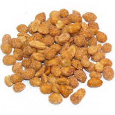Honey Roasted Peanuts 16 oz