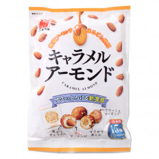 Caramel Almond Rice Cracker 1.78 oz