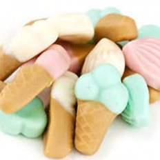 Gummi Ice Cream Cones 8 oz