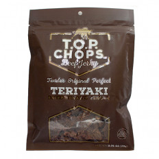 Top Chop Teriyaki Beef Jerky 2.75 oz