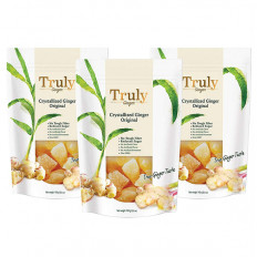 Truly Crystallized Ginger