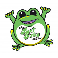 Mini Lucky Frog Sticker