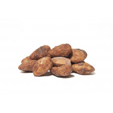 Butter Toffee Cinnamon Almonds 8 oz