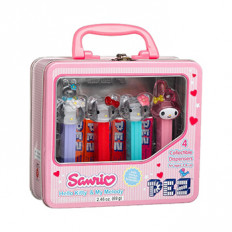 Hello Kitty Pez Gift Tin 1.74 oz